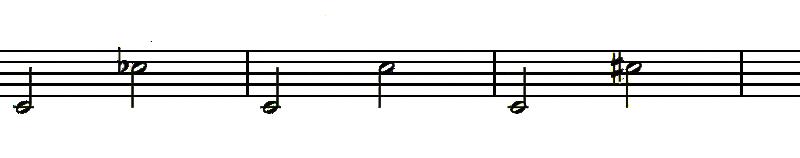 intervalos de octava